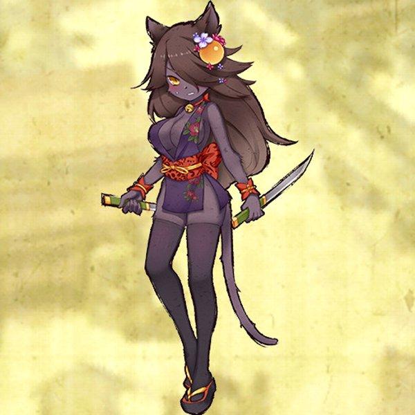 猫忍の黒子撤退.jpg